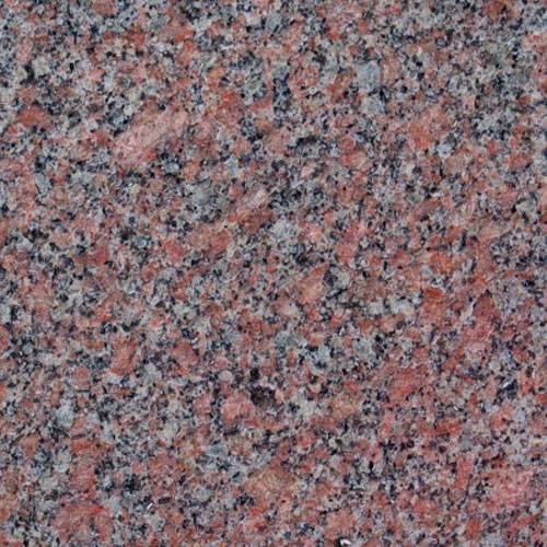 Granity Granit Bohus Czerwony